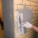 Оштукатуривание стен: коротко о главном
