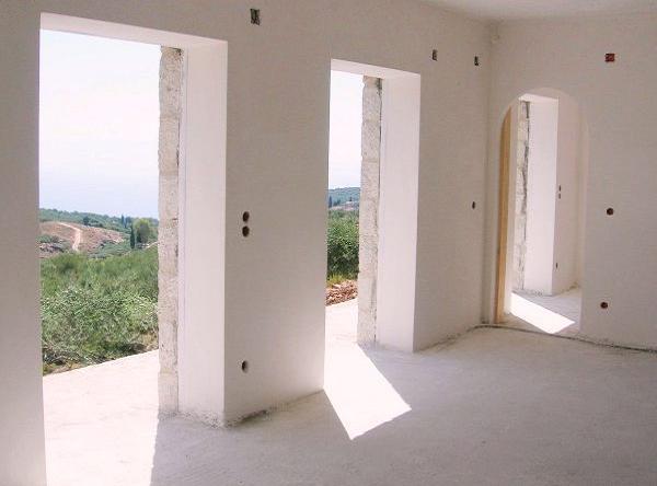 Сколько стоит 1м2 шпаклевки стен