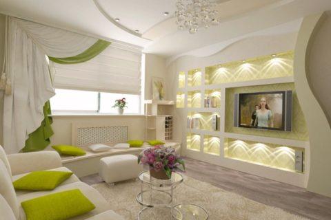 Капитальный ремонт жилье