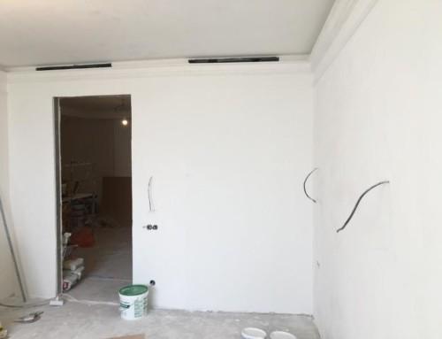Стоимость шпаклевки стен за 1 м. кв