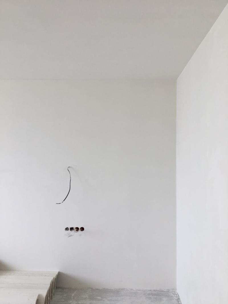 Шпатлевка в комнате